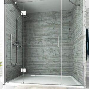 Paroi de douche sur mesure Esbath EXF213IR