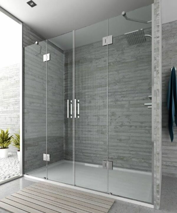 Paroi de douche sur mesure Esbath EXF214IR