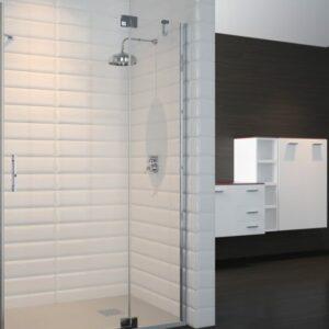 Paroi de douche sur mesure Esbath EXF216BG