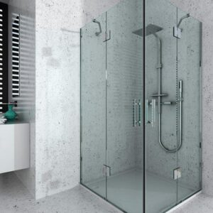Paroi de douche sur mesure Esbath EXF220IR