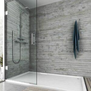 Paroi de douche sur mesure Esbath EXF230IR