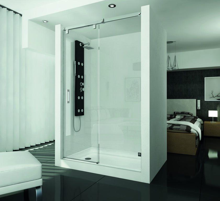 Paroi de douche sur mesure Esbath EXS210D1