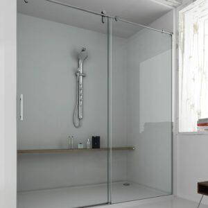 Paroi de douche sur mesure Esbath EXS210IR