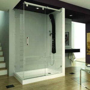 Paroi de douche sur mesure Esbath EXS211D1