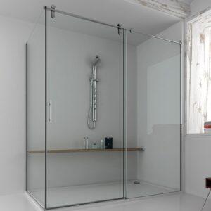 Paroi de douche sur mesure Esbath EXS211IR