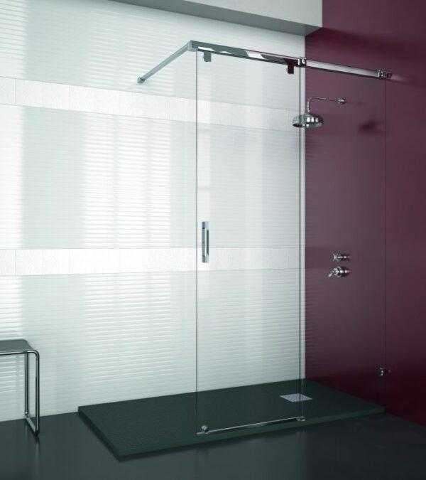 Paroi de douche sur mesure Esbath EXS215D1