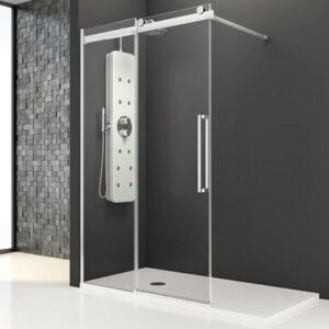 Paroi de douche sur mesure Esbath EXS215D2