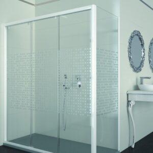 Paroi de douche sur mesure Esbath EXS216BA