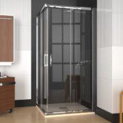 Paroi de douche sur mesure Esbath EXS220BA