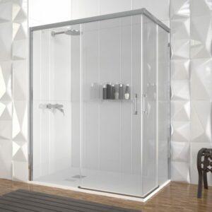 Paroi de douche sur mesure Esbath EXS220EA