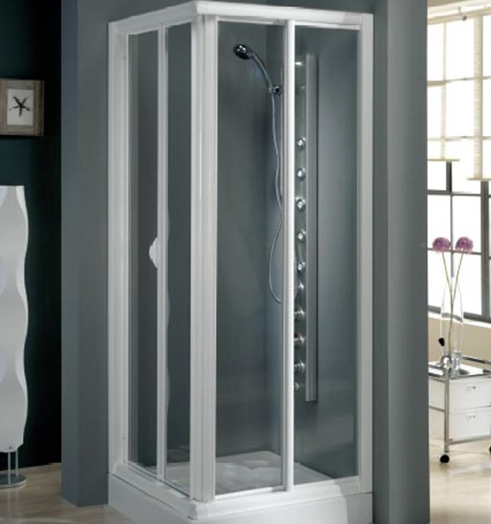 Expertbath fr shawa a21 paroi de douche ou baignoire for Paroi douche sur mesure castorama