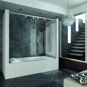 Paroi de douche sur mesure Esbath EXS225D1