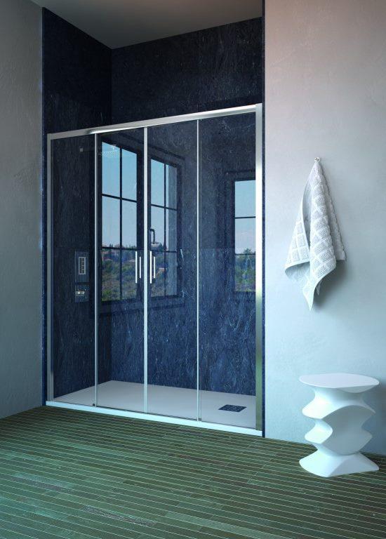 Paroi de douche sur mesure Esbath EXS225EA