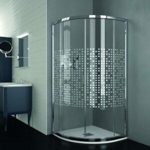 Paroi de douche sur mesure Esbath EXS260BA