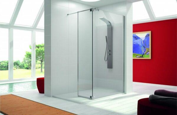 Paroi de douche sur mesure Esbath EXW205BG