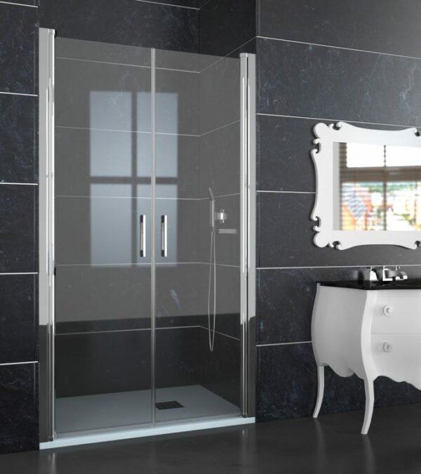 Paroi de douche sur mesure Esbath EXF212PF