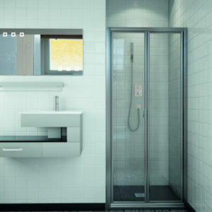 Paroi de douche pliable sur mesure FURO A18