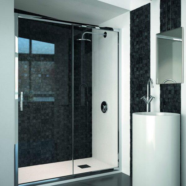 Expertbath fr shawa b10 paroi de douche ou baignoire for Paroie douche sur mesure