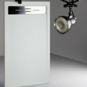 Receveur de douche sur mesure Stone T50 Blanc